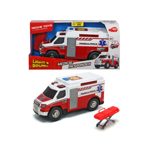 Dickie Action Series Ambulance Auto 30cm